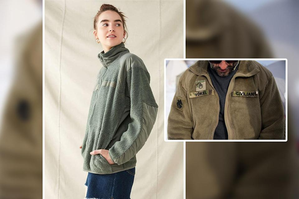 Urban Outfitters is selling Army surplus clothing. (Photo: Urban Outfitters/Getty Images)