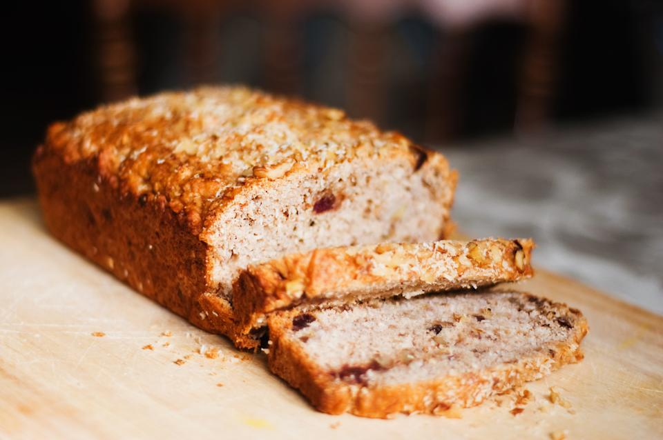 Banana bread has taken the crown. (Getty Images)
