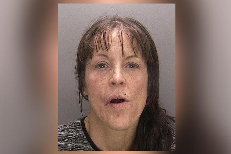 Prison sentence: Margaret Johnson was handed 30 months (West Midlands Police/PA )