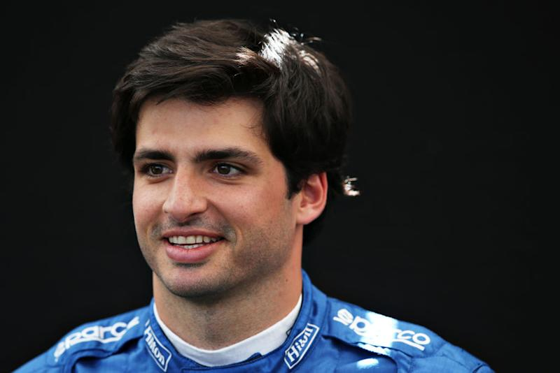 Carlos Sainz (Photo by Charles Coates/Getty Images)