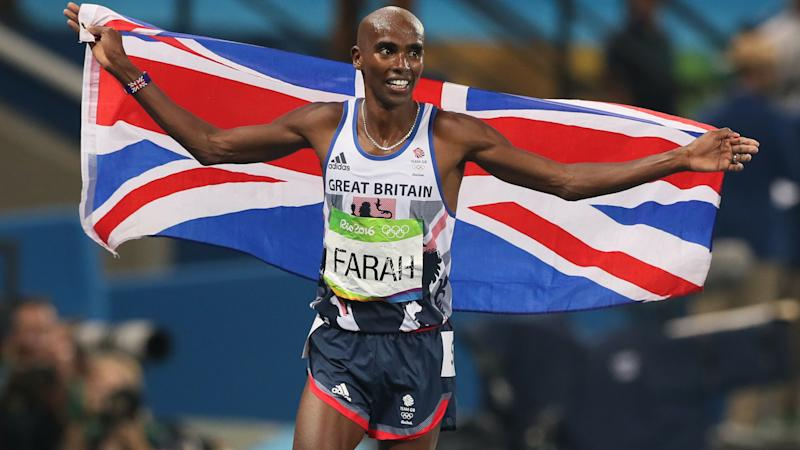 Mo Farah targets one-hour world record at Brussels Diamond League meeting