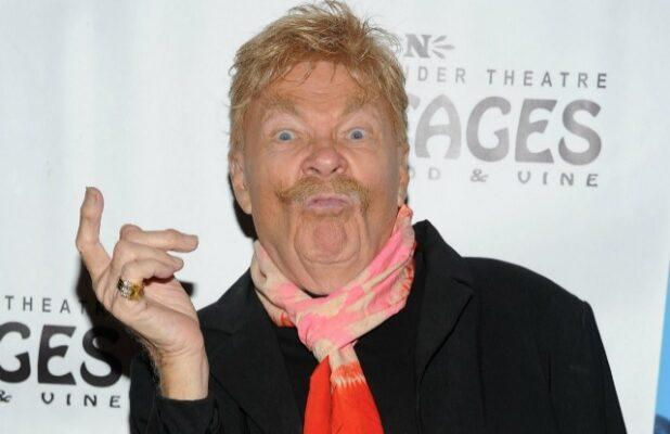 Rip Taylor, Colorful Confetti-Throwing Comedian, Dies at 84