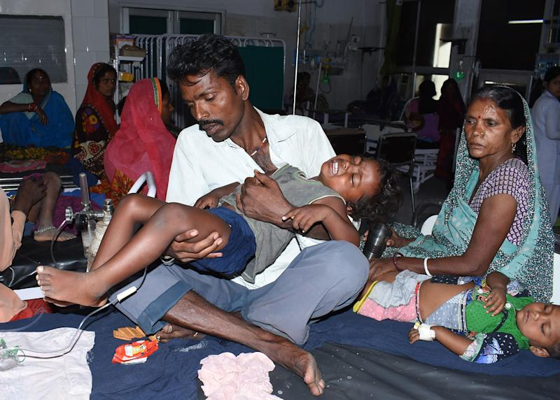 Acute Encephalitis Syndrome: Death toll in Muzaffarpur touches 117