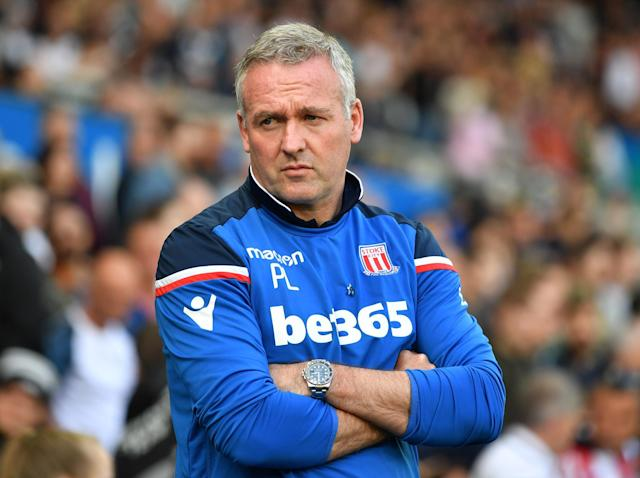 Paul Lambert breaks silence on 'unacceptable' behaviour within Stoke squad after final-day win over Swansea