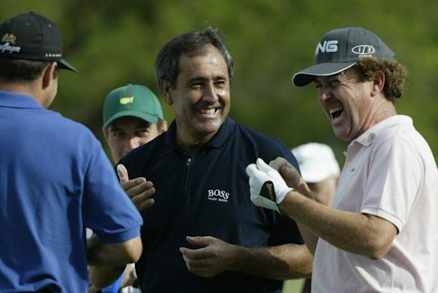 Two-time Masters winner Seve Ballesteros died in 2011 from brain cancer. (Getty Images)