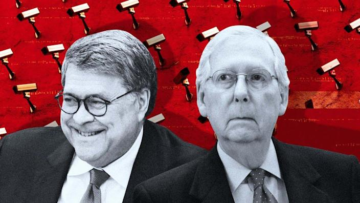 Illustration by The Daily Beast/Getty