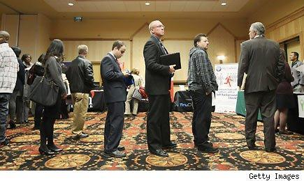 jobless claims fall to near 5-year low