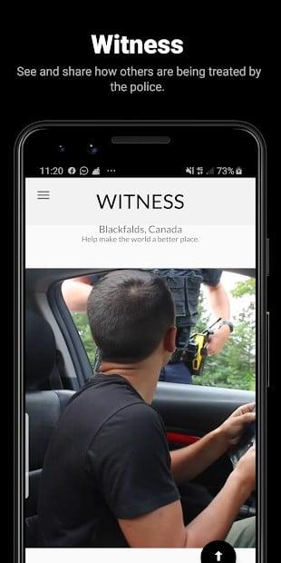 adolescente app abusos policiales pulled over03