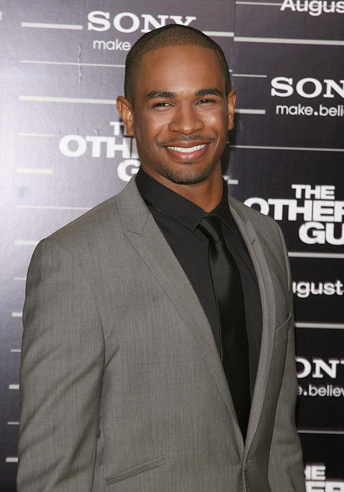 """<a href=""""http://movies.yahoo.com/movie/contributor/1809271653"""">Damon Wayans Jr.</a> at the New York City premiere of <a href=""""http://movies.yahoo.com/movie/1810116447/info"""">The Other Guys</a> - 08/02/2010"""