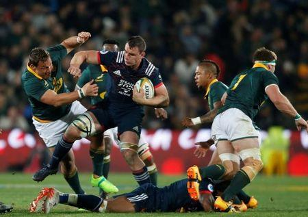 South Africa Rugby receive government backing for 2023 World Cup bid