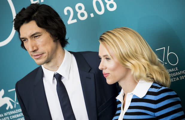 Scarlett Johansson, Adam Driver to Receive Performers of the Year Award at Santa Barbara Film Festival