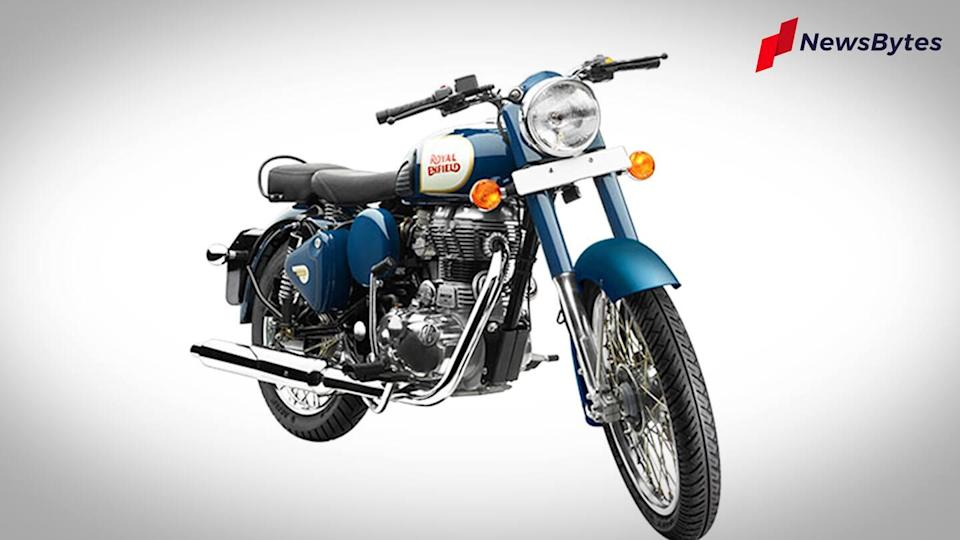 2021 Royal Enfield Classic 350 spied testing, design details revealed
