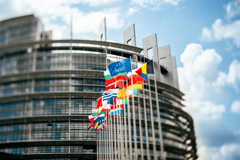 Strasbourg is home to the European Parliament (Getty Images)