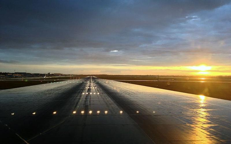 The airport in Vietnam is building its second runway - This content is subject to copyright.