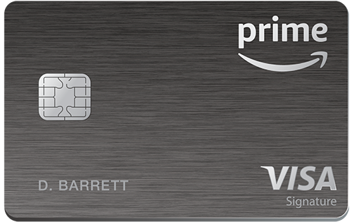 Amazon Prime Rewards Visa Signature Card  (Photo: Amazon)