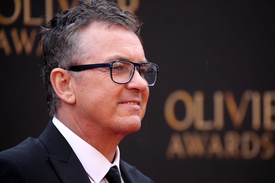 Shane Richie attends The Olivier Awards 2019 with MasterCard at the Royal Albert Hall on April 07, 2019 in London, England. (Photo by Mike Marsland/WireImage)