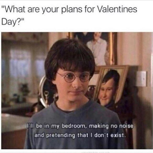 """<p>We've never related to Harry more, honestly.</p><p><strong>RELATED: </strong><a href=""""https://www.goodhousekeeping.com/holidays/valentines-day-ideas/g30383699/single-on-valentines-day-activities/"""" rel=""""nofollow noopener"""" target=""""_blank"""" data-ylk=""""slk:11 Great Things to Do If You're Single on Valentine's Day"""" class=""""link rapid-noclick-resp"""">11 Great Things to Do If You're Single on Valentine's Day</a></p><p><a href=""""https://www.instagram.com/p/BfLkow5hOfK/?utm_source=ig_embed"""" rel=""""nofollow noopener"""" target=""""_blank"""" data-ylk=""""slk:See the original post on Instagram"""" class=""""link rapid-noclick-resp"""">See the original post on Instagram</a></p>"""