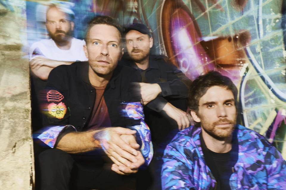 Coldplay-full-size-Credit-James-Marcus-Haney - Credit: James Marcus Haney*