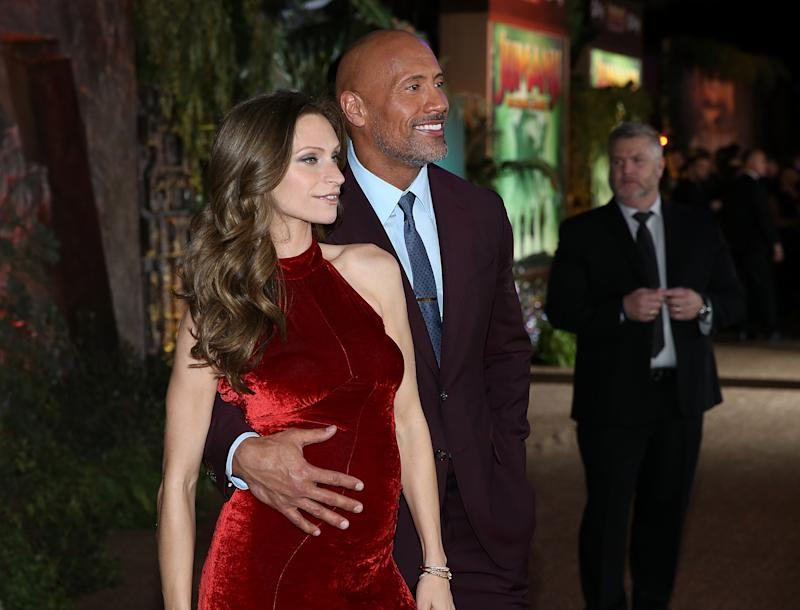 Who Is the Rock's Girlfriend, Lauren Hashian? Dwayne Johnson Is Expecting His Third Child