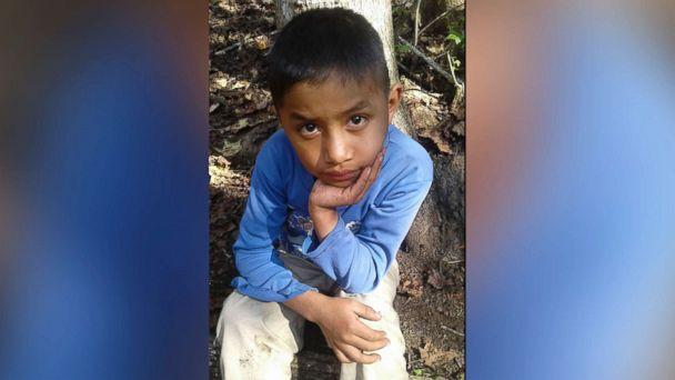 PHOTO: A Dec, 12, 2018 photo provided by Catarina Gomez, shows her half-brother Felipe Gomez Alonzo, 8, in Yalambojoch, Guatemala. The 8-year-old boy died in U.S. custody at a New Mexico hospital on Christmas Eve. The cause is under investigation. (Catarina Gomez via AP)