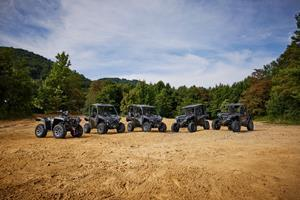 Every Yamaha SxS and full-size ATV for the world is built with pride and Assembled in the USA at Yamaha's state-of-the-art manufacturing facility in Newnan, Georgia, which recently reached a historic manufacturing milestone, celebrating its 4-millionth vehicle produced.