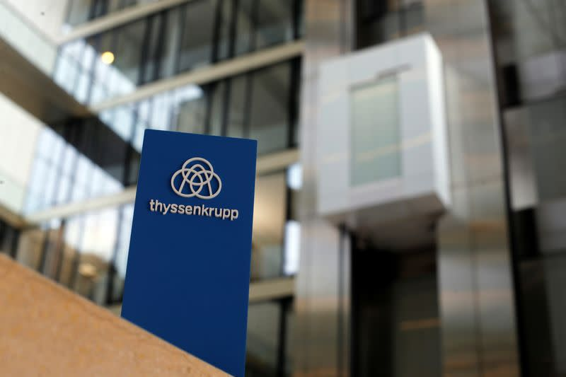 Thyssenkrupp faces pressure to fix steel unit as losses mount