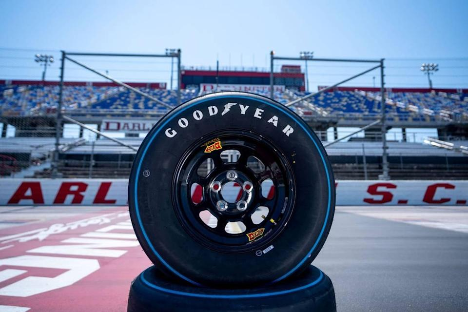NASCAR tire supplier Goodyear and Darlington Raceway have agreed to an entitlement deal for the Cup Series race at the South Carolina racetrack on May 9. The race will be called the Goodyear 400.