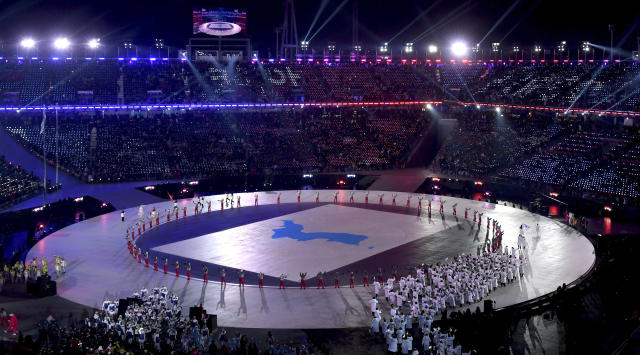 South Korea will pay over $2.6 million to cover North Korea's expenses at the PyeongChang games. (Christof Stache/Pool Photo via AP)