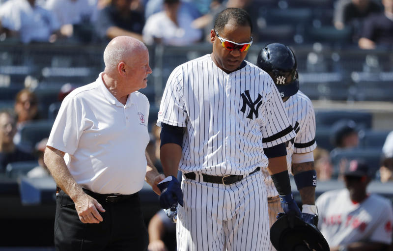 Yankees overhaul training staff after setting injury record