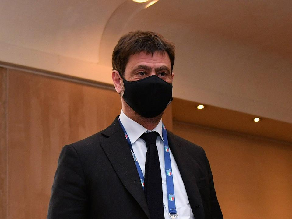 Andrea Agnelli has led the way with the Super League proposalGetty