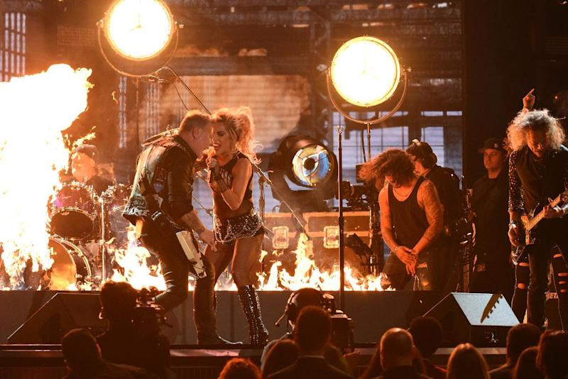 No Technical Difficulties For Metallica in Post-Grammy Show