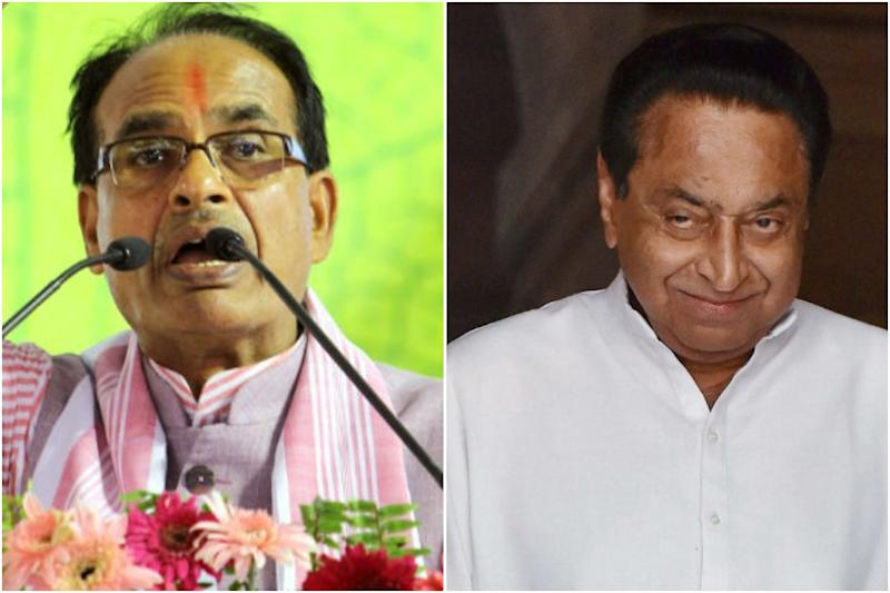Din in MP Assembly as BJP Questions Govt over Farmers' Bonus; Oppn Leaders Stage Walkout