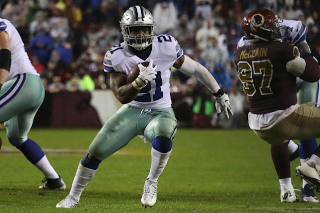 "After significant struggles on the road this season, the Dallas Cowboys have addressed the ""elephant in the room"" as an offense ahead of their game against the Washington Redskins on Sunday. (Getty Images)"