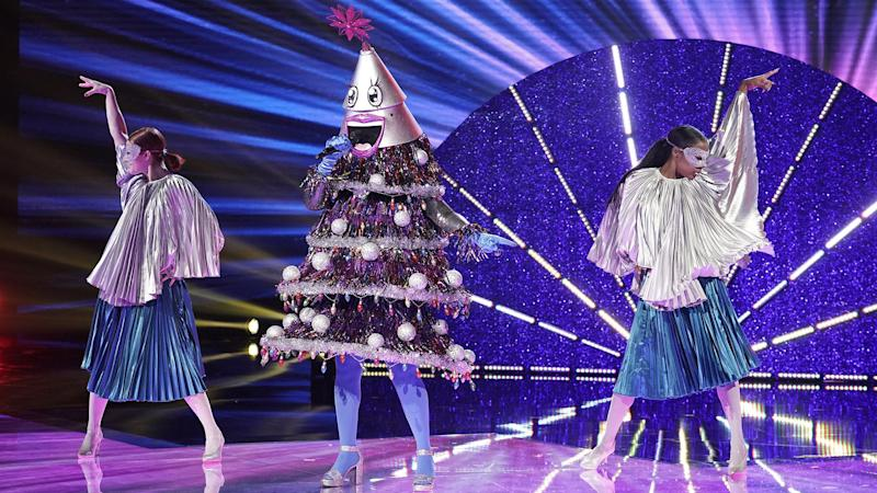 Is Rachael The Tree On The Masked Singer? Here's What She Has To Say