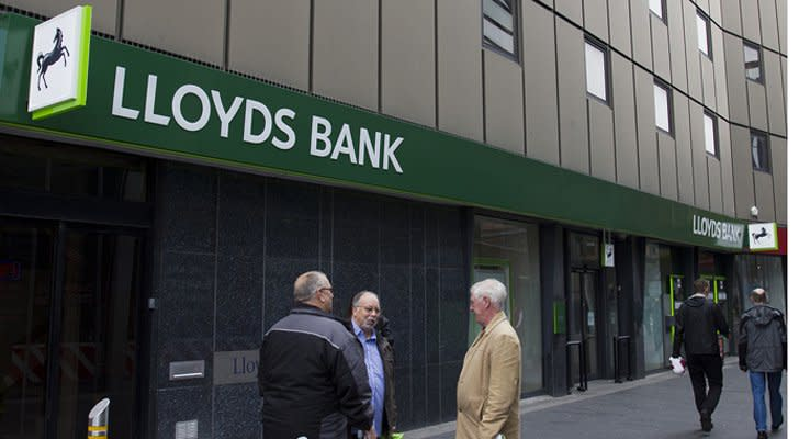 Lloyds Banking Group (LYG) financial stocks