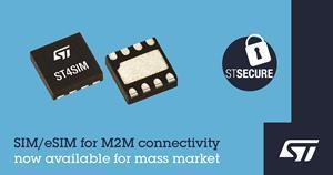 SIMeSIM for M2M connectivity now available for mass market