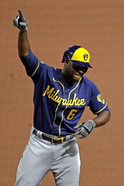 Brewers OF Cain opts out of 2020 season; series called off