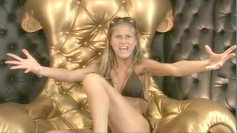 Nikki Grahame on Big Brother