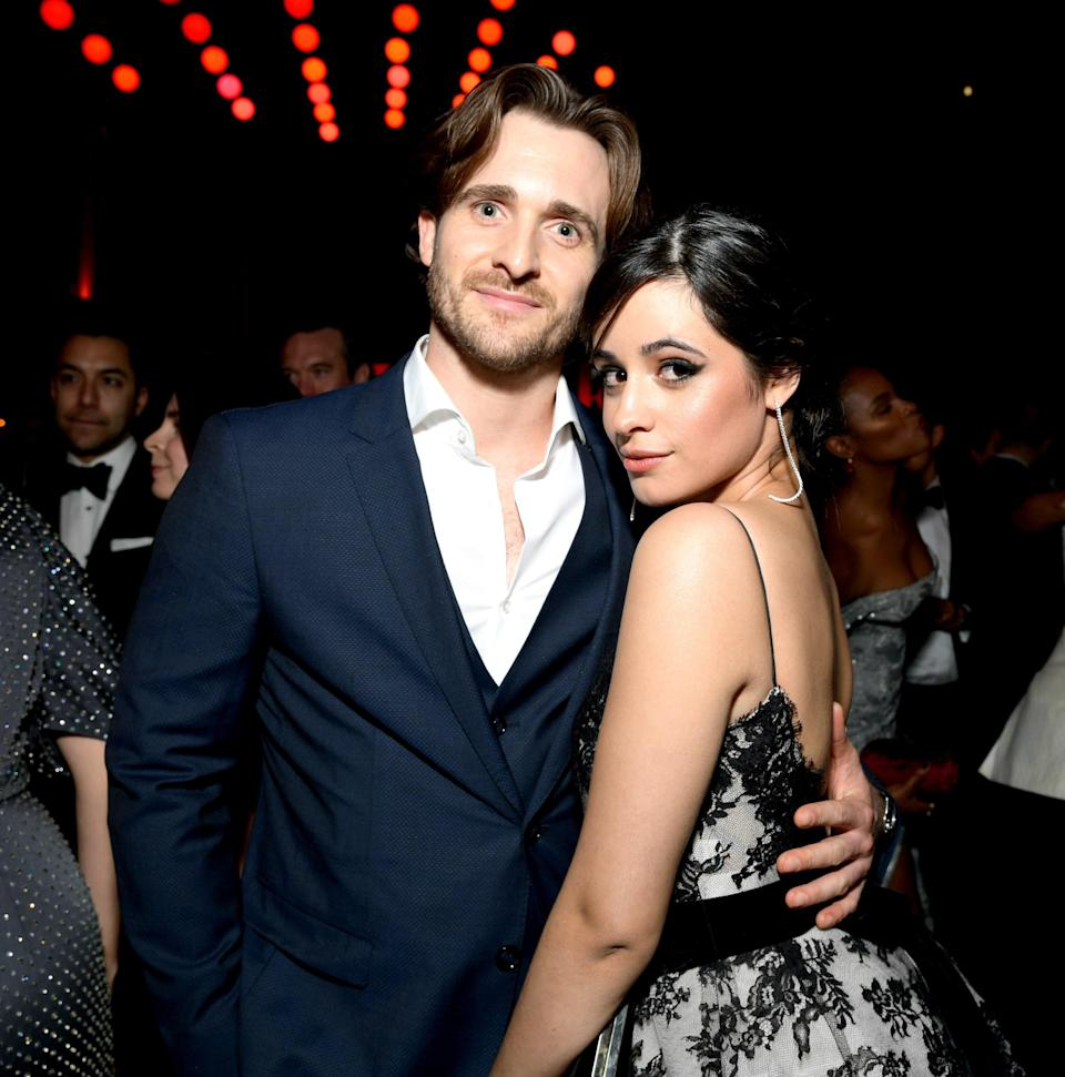 """Camila Cabello and relationship guru Matthew Hussey split up in June after more than one year of dating. """"It was a mutual decision to end things. But they have spent a lot of time together over the last year and a half and want to stay friends despite going their own way,"""" a source told <em><a href=""""https://www.thesun.co.uk/tvandshowbiz/9373240/camila-cabello-splits-heartbroken-british-love-guru-boyfriend-matthew-hussey/"""" rel=""""nofollow noopener"""" target=""""_blank"""" data-ylk=""""slk:The Sun"""" class=""""link rapid-noclick-resp"""">The Sun</a></em> on June 25."""
