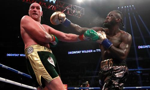 Tyson Fury holds the edge over Deontay Wilder before rematch
