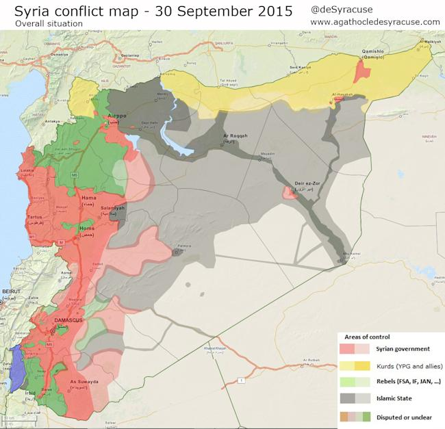 Syria sept 2015 map bless it