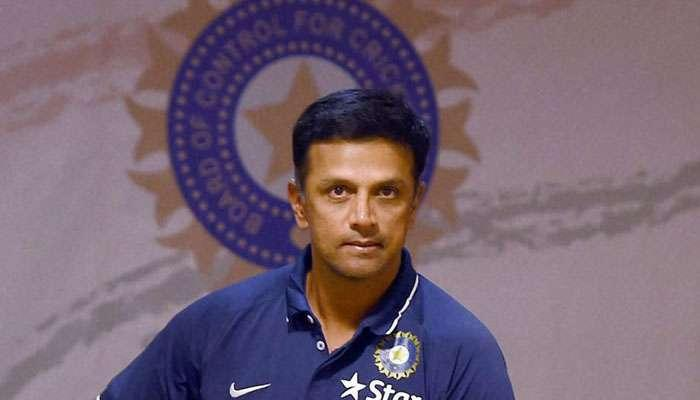 Rahul Dravid India Cricket BCCI