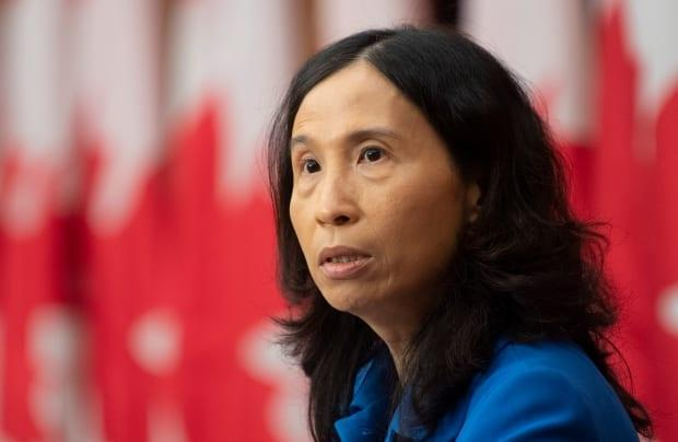 Manitoba's 'amazing' new pandemic restrictions will take time to show effect: Dr. Theresa Tam