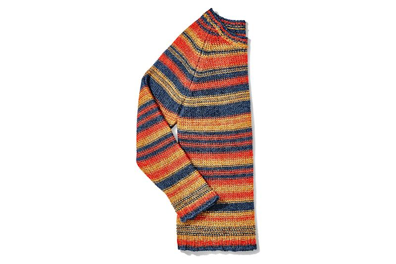 Sweater, $295, by 18 East