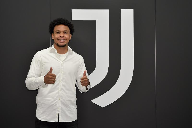 Weston McKennie has completed his move to Juventus. (Photo by Daniele Badolato - Juventus FC/Juventus FC via Getty Images)