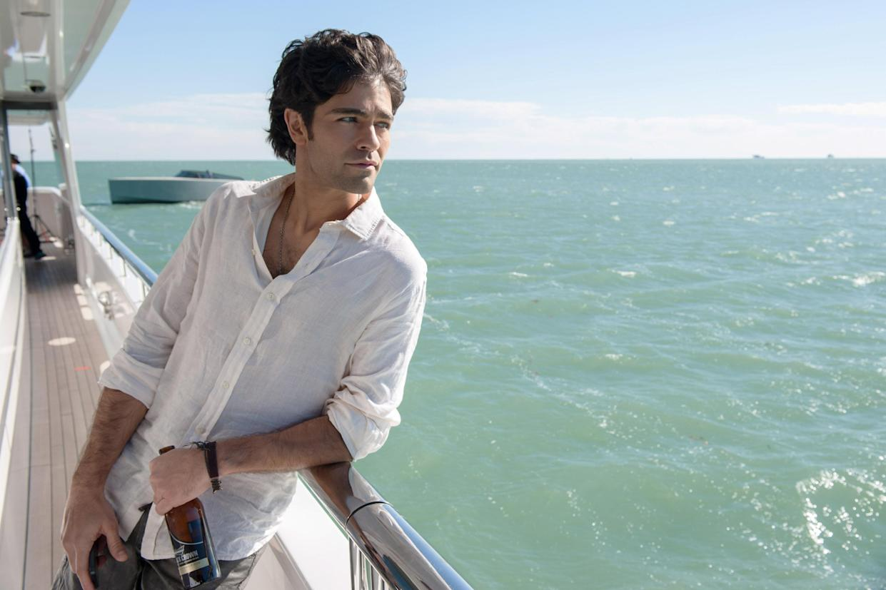 Adrian Grenier as Vincent Chase in the 'Entourage' movie (Photo: Claudette Barius / © Warner Bros. / courtesy Everett Collection)