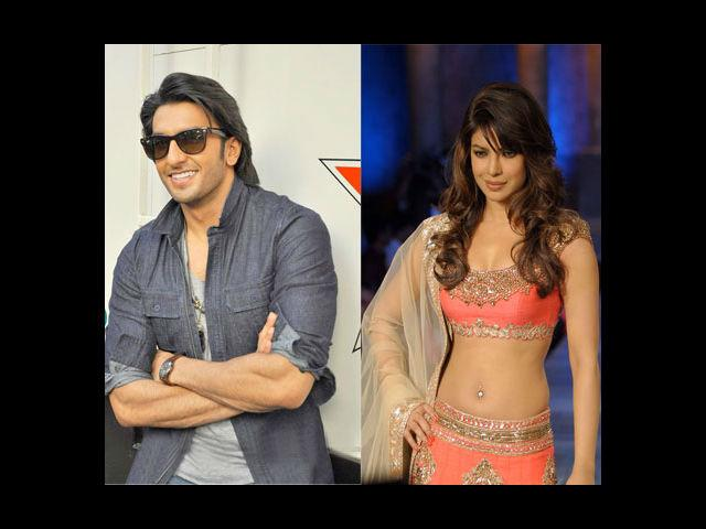 <b>9. Ranveer Singh and Priyanka Chopra in Gunday</b><br> Directed by Ali Abbas Zafar and Produced by Aditya Chopra, 'Gunday' stars Ranveer Singh & Priyanka Chopra. It's set in 1970 Calcutta, when the city was going through tough times. The film is scheduled to release later this year.