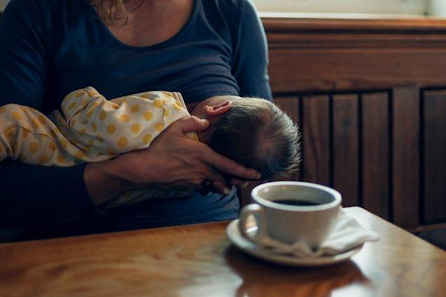 A restaurant employee lost her job after telling a breastfeeding customer to cover up. (Photo: Getty Images)