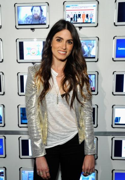 Actress Nikki Reed attends the 'Snap' cast dinner hosted by The Samsung Galaxy Experience at SXSW 2013 on March 11, 2013 in Austin, Texas.