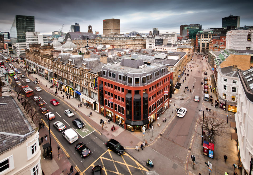 Manchester (Stephen Knowles Photography / Getty Images)